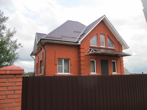 Дом новый кирпичный д Шувое 140м без отделки все коммуникации в доме - Фото 3