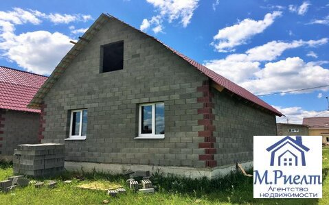 Дом 73 м2 на участке 4 сот. пос. Западный-1 - Фото 1