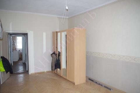 Трехкомнатная квартира 84 кв.м. в г. Москва Варшавское шоссе дом 75к1 - Фото 1