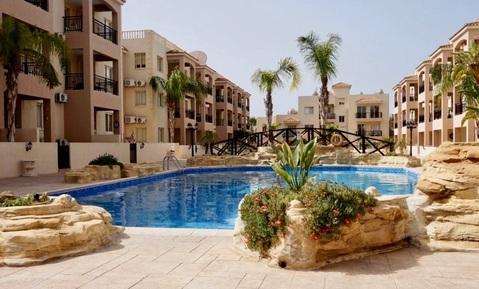Замечательный трехкомнатный Апартамент недалеко от моря в Пафосе - Фото 2