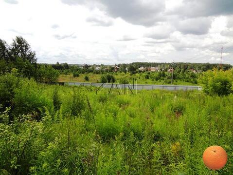 Продается участок, Ярославское шоссе, 19 км от МКАД - Фото 1
