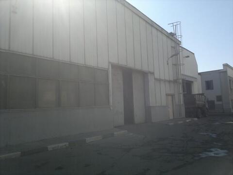 Продажа производственно- складского комплекса 13700 м2, Варшавское ш, . - Фото 1
