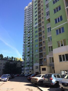 Квартира 2-комнатная Саратов, Октябрьский р-н, проезд Степана Разина - Фото 3