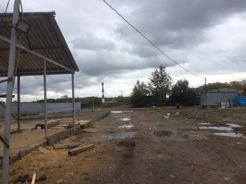 Аренда земельного участка с производственно-складским помещением - Фото 5