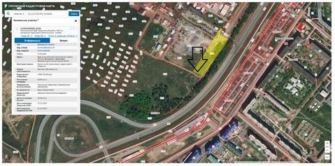 Продам земельный участок на первой линии напротив г.Сосновоборска