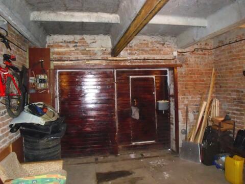 Продам капитальный гараж. ГСК Строитель № 487, Щ Академгородка - Фото 3