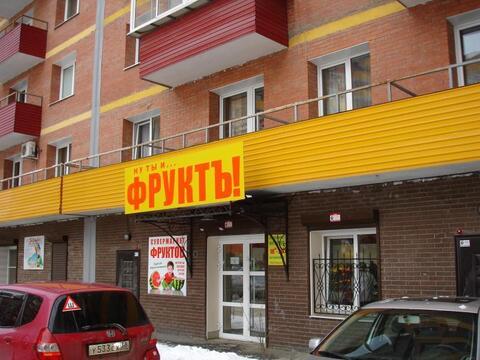 Продажа торгового помещения, Иркутск, Ул. Байкальская - Фото 1