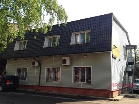 Офисное здание на Авиамоторной - Фото 1