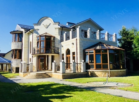 Продажа дома, Давыдково, Марушкинское с. п. - Фото 1
