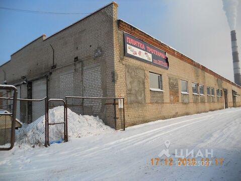 Производственное помещение в Ивановская область, Иваново тэц-3 мкр, . - Фото 1