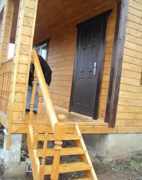 Теплый и уютный деревянный зимний дом в Городне. - Фото 3