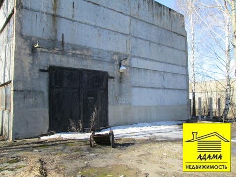 Здание с кранбалкой 3т отдельный въезд эл-во, газ - Фото 3
