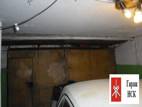 Продам капитальный гараж. Верхняя зона Академгородка, ГСК Радуга № 297 - Фото 5