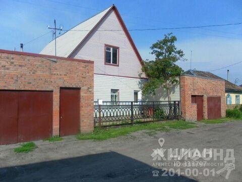 Продажа дома, Новосибирск, Ул. Гончарова - Фото 1