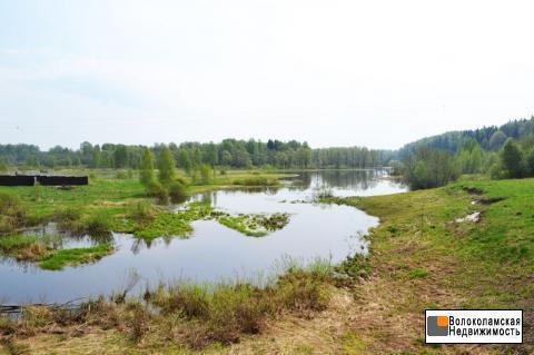 25 соток рядом с рекой Руза - Фото 1