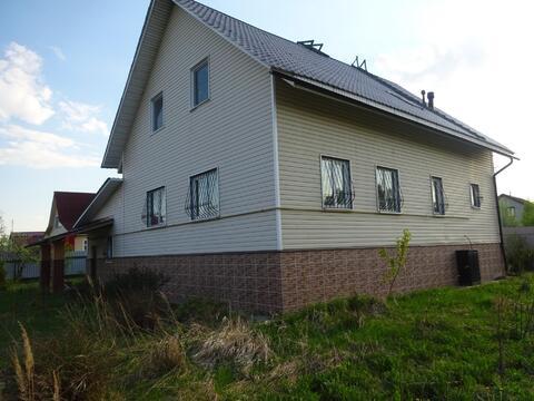 2 эт. дом 250 кв.м, в д. Петровское Серпуховского района - Фото 3