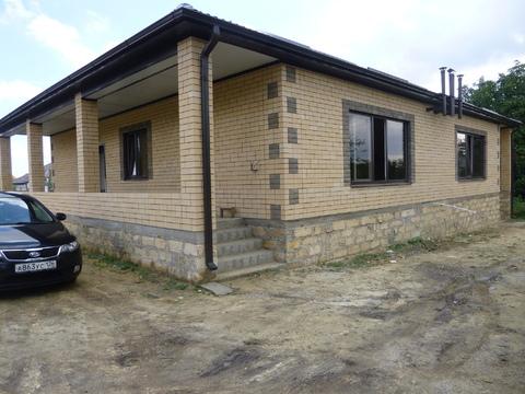 Продам современный коттедж с террасой в Михайловске - Фото 1