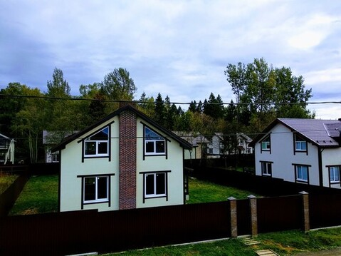 Продаётся жилой дом 155 кв.м на участке 8 сот. - Фото 2