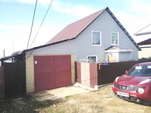 Продам дом 134.0 м2 на участке 11.0 сот Иркутск - Фото 1
