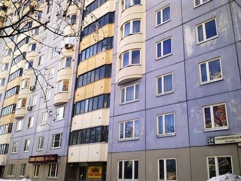 Продажа квартиры, м. Каховская, Симферопольский бул. - Фото 1