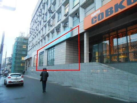 Аренда офиса 160.0 кв.м. Метро Сухаревская - Фото 3