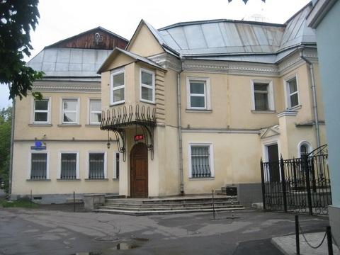 Здание Большая Молчановка - Фото 1