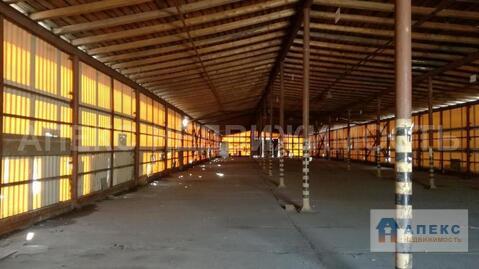 Аренда склада пл. 1300 м2 Мытищи Ярославское шоссе в складском . - Фото 4