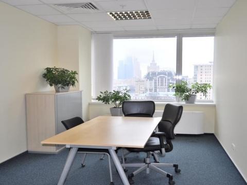 Аренда офиса, м. Смоленская, Новинский б-р. - Фото 4