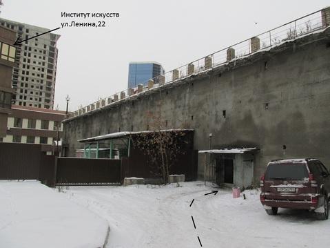 Гараж подземный в р-не Стрелки - Фото 1