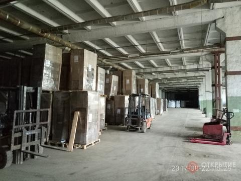 Под склад/производство (2000кв.м) - Фото 4