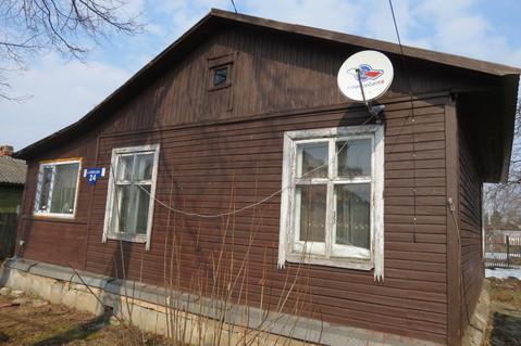 Дом с Газом, Газ, Гараж, ул. Мира - Фото 1