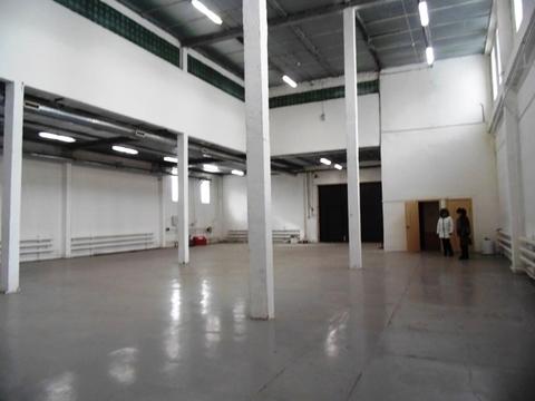 Производственно-складские помещения 1872м2 и 30 сот. на охран. базе - Фото 2