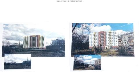 Продажа участка под строительство жилого многоквартирного дома - Фото 1