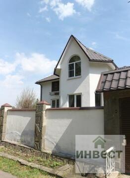 Продаётся 2х этажный загородный дом 185 кв.м. 6 соток, д. Руднево. - Фото 1