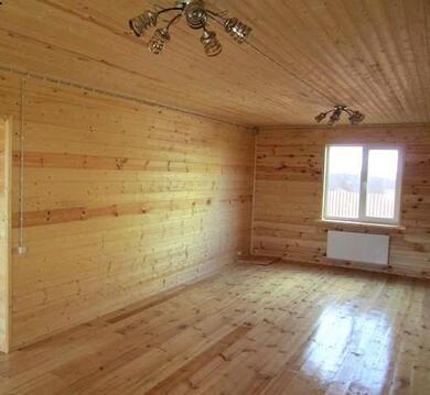Купить дом из бруса в Ногинском районе п.им.Воровского - Фото 5