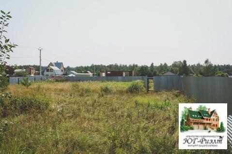 Продается участок 10 соток д. Любаново Наро-Фоминский район - Фото 1
