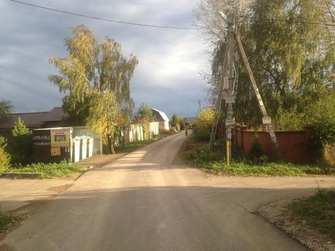 Земельный участок 15 соток в д. Бяконтово, Подольского района - Фото 1