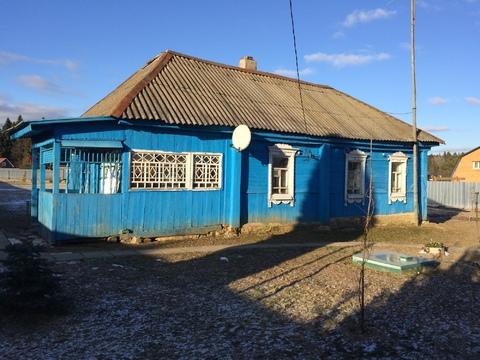 Дом+30 соток, ИЖС, коммуникации, Калужское шоссе, 80 км от МКАД - Фото 5