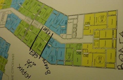 Продается 2-х комнатная квартира на ул.Вольская, д.2д/ЖК «Ямайка» - Фото 5