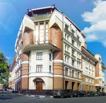 Продажа псн 182 кв.м. 1-й этаж Лаврушинский прееулок 11с1 - Фото 2
