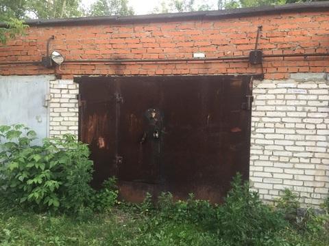 Продам 1-этажный гараж с подвалом г.Раменское - Фото 1