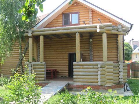 Большой добротный дом на берегу Оки. - Фото 3