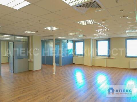 Аренда офиса 170 м2 м. Калужская в бизнес-центре класса В в Коньково - Фото 1