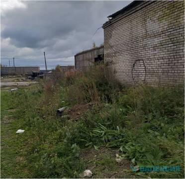 Продается участок пром. назначения 1,074га и здание 1746м2 д.Лаголово - Фото 1