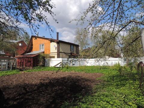 Продается земельный участок 10 соток в г.Мытищи,2-ой Комсомольский пер - Фото 4