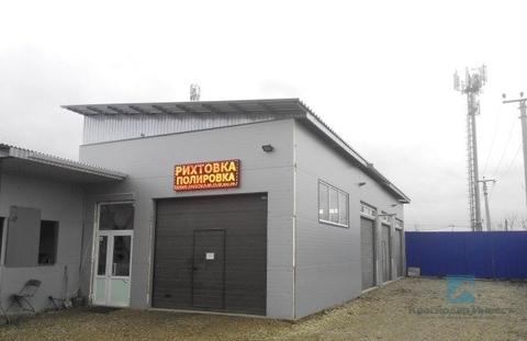Аренда производственного помещения, Краснодар, Улица Александра . - Фото 1
