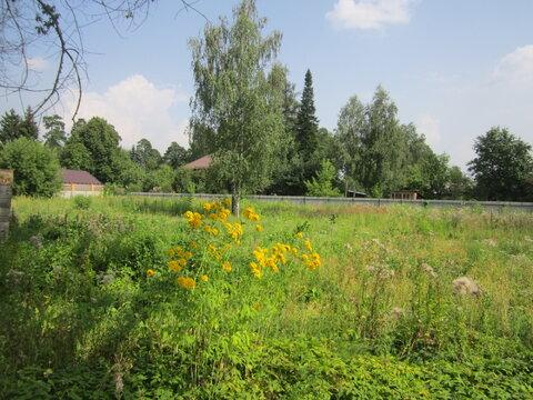 Продается земельный участок в г. Пушкино, ул. Учинская - Фото 2