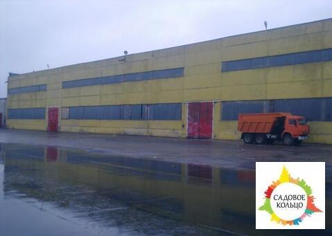 Промышленно-складское помещение на первой линии ярославского шоссе (м - Фото 4
