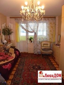 1 комнатная квартира с ремонтом и мебелью на 1 этаже в Солнечном 6 мк - Фото 5