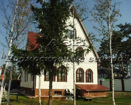 Рублево-Успенское ш. 6 км от МКАД, Барвиха, Коттедж 500 кв. м - Фото 1